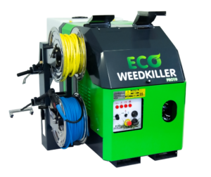 Eco Weedkiller PRO10 hot water device front